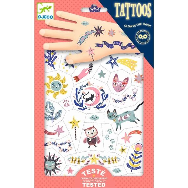 Djeco Tattoos Sweet Dream