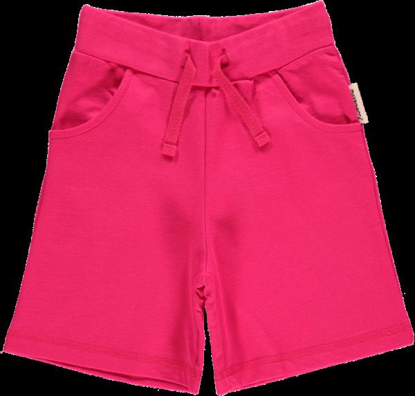 maxomorra Short mit Taschen in Pink