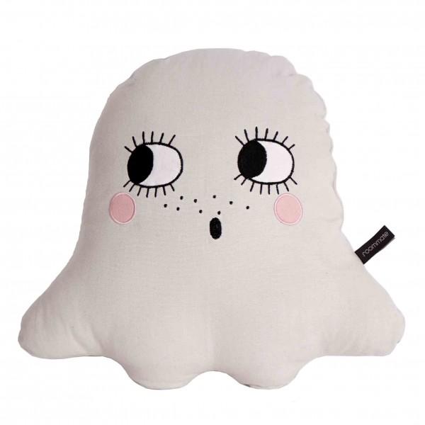 roommate Kissen Ghost Geist weiß