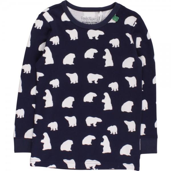 Fred's World Langarm Shirt Bear Bär