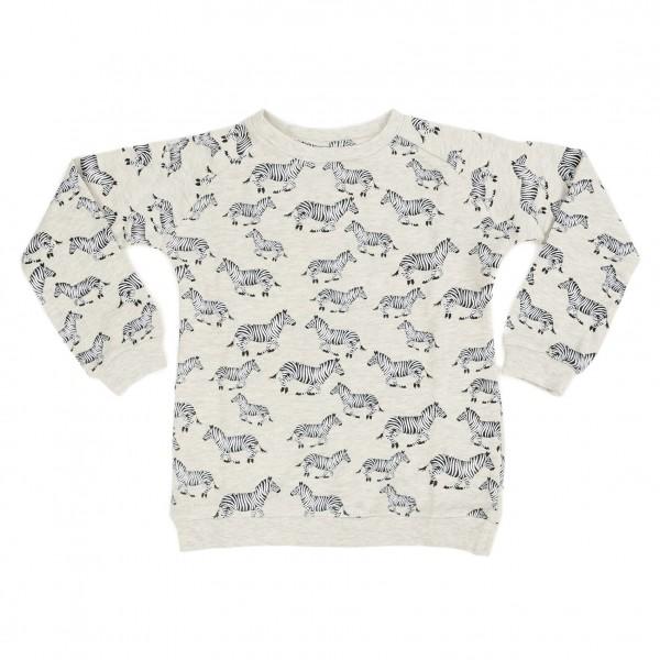 Liv+Lou Sweater Odilon Jumping Zebras