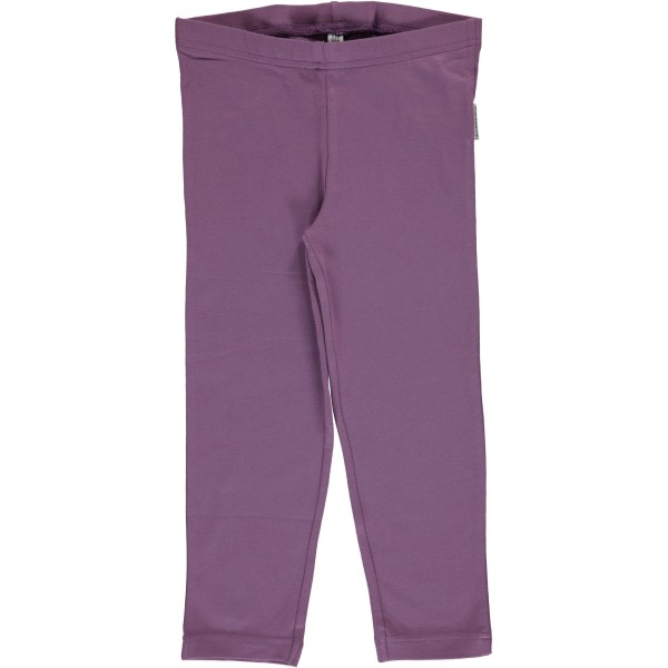 maxomorra 3/4 Legging DUSTY PURPLE