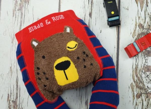 Blade & Rose Legging Big Brown Bear Bär
