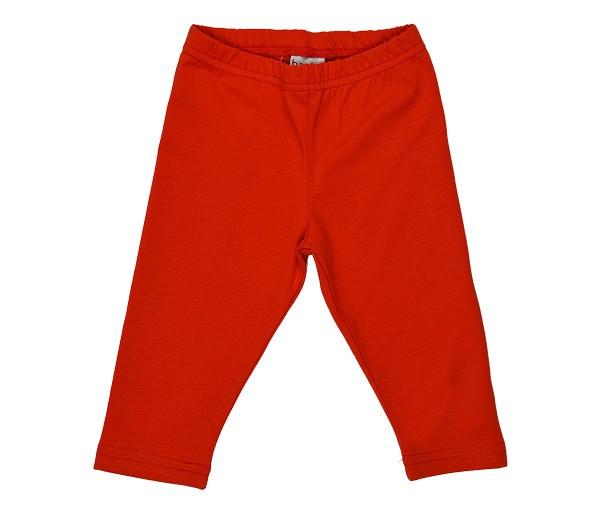 Baba Babywear 3/4 Legging Rot
