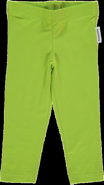 maxomorra Legging Bright Green grün