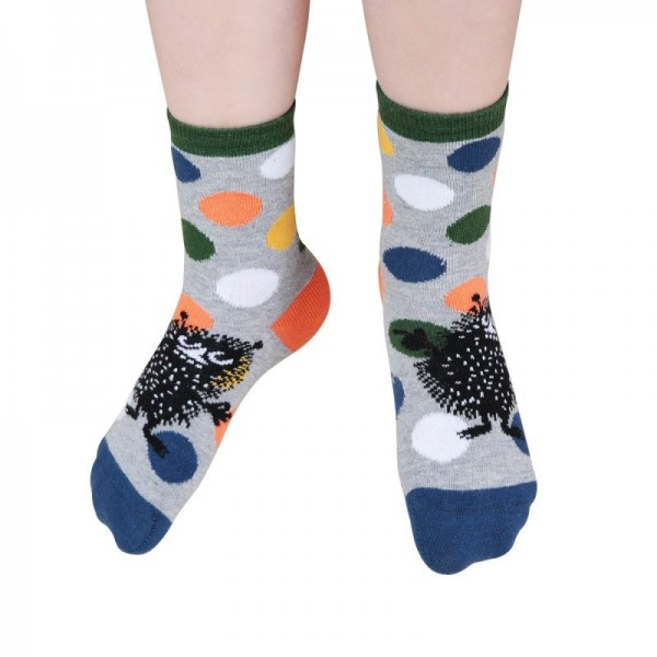 Martinex Mumin Joy Socken blau 3er Pack