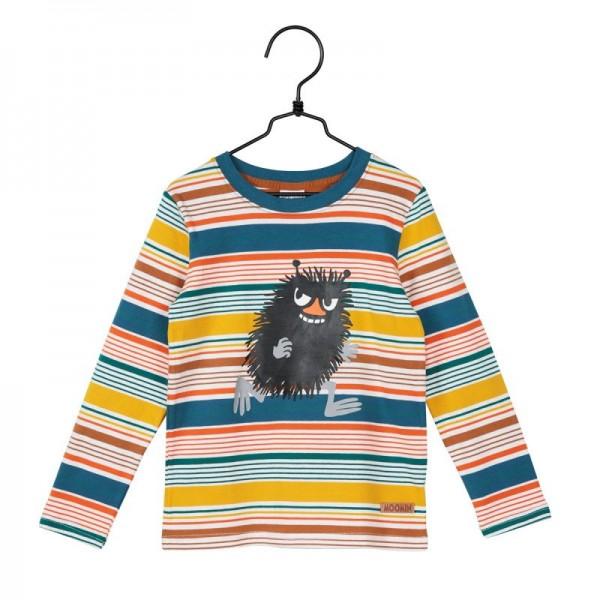 Martinex Mumin Langarm Shirt gestreift Stinky