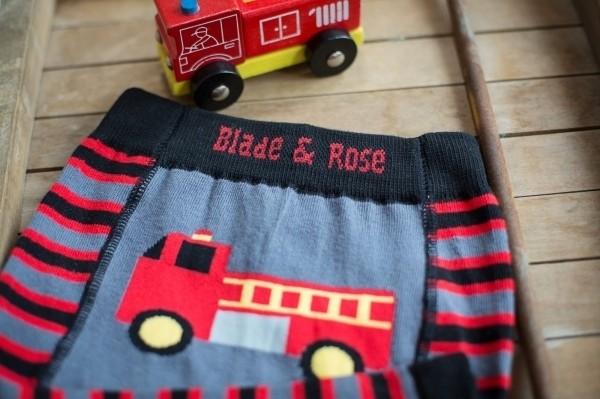 Blade & Rose Legging Feuerwehr