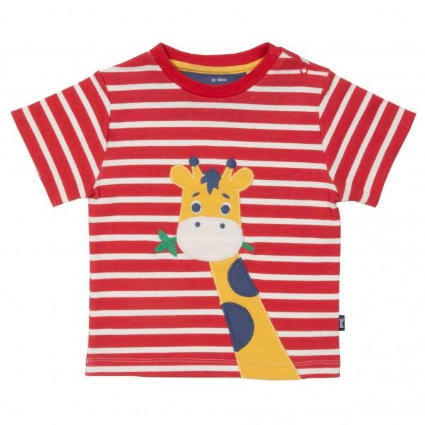 KITE Kurzarm Shirt Giraffe